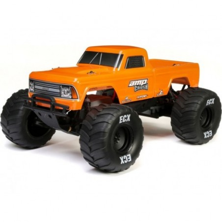 ECX 1/10 AMP Crush RTR Orange