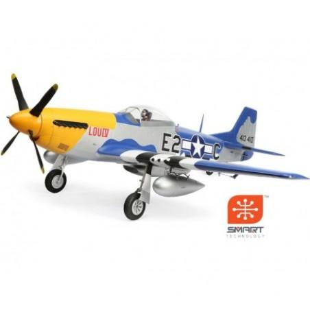 E-flite P-51D Mustang 1,5m PNP
