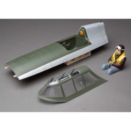 Fuselage Top Hatch: P-47D...