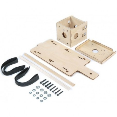 EP Box and Battery Tray:...