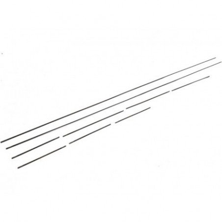 XCub 2,94m - Set of rods