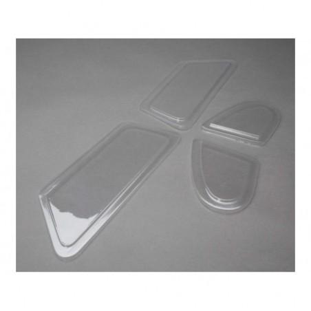 XCub 2,94m - Set of glazing