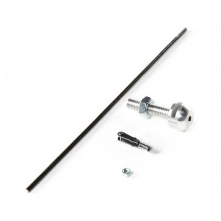 XCub 2,94m - towing hook
