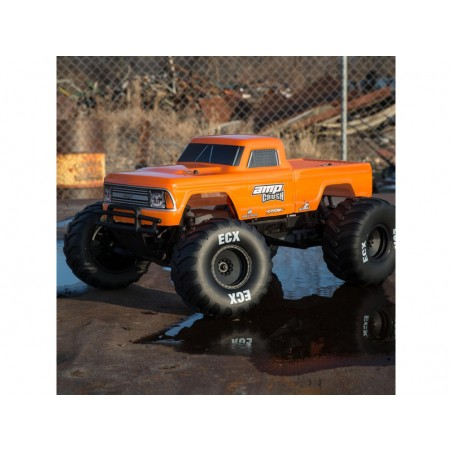 ECX 1/10 AMP Crush RTR Orange