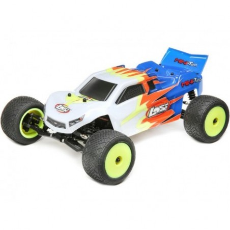 Losi Mini-T 2.0 1:18 RTR Blue/White