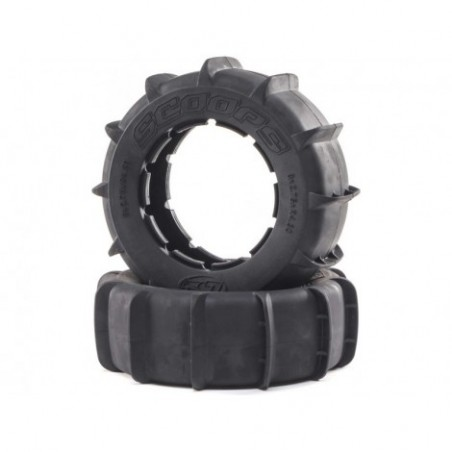 Losi Scoops Paddle Tires...
