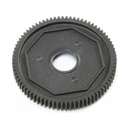 TLR 78T Spur Gear, Slipper:...