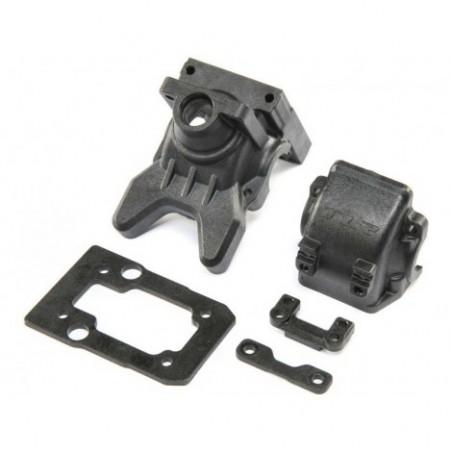 TLR Rear Gear Box Set: 22X-4