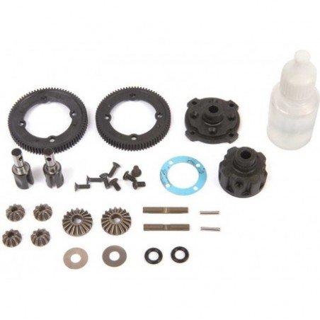 TLR Center Diff Complete,...
