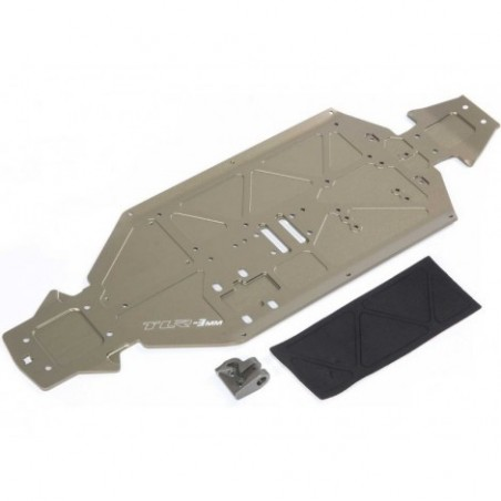 TLR Chassis. -3mm. Rear...