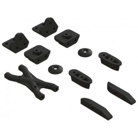Arrma Wing Mount Set