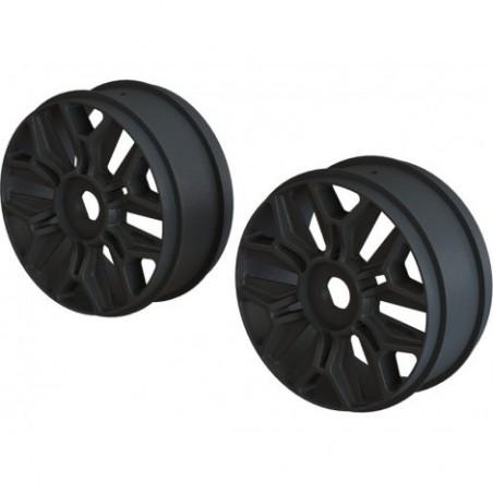 Arrma 1/8 Buggy Wheel Black...