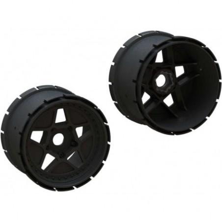 Arrma MT Wheel 4,9in 24mm...