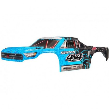 Arrma Body Pntd Decal Trim...