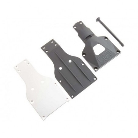 Arrma Lower Plate Aluminum