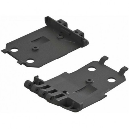 Arrma F/R Lower Skidplate...