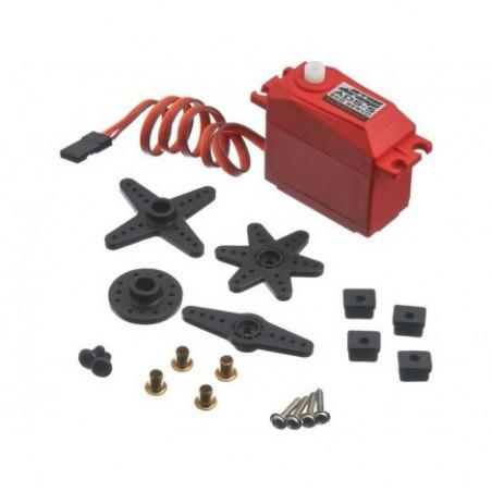 Arrma ADS-5 V2 4,5kg Waterproof Servo Red