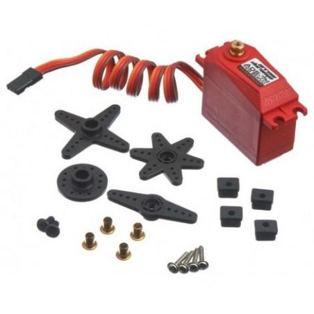 Arrma ADS-7M V2 6,5kg Waterproof Servo Red