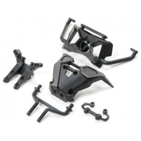 Axial Bumper and Body Mount