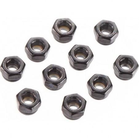 Axial Nylon Locking Hex Nut...
