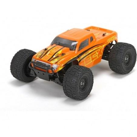 Ruckus 4WD Monster Truck RTR (Oranž/Kollane)