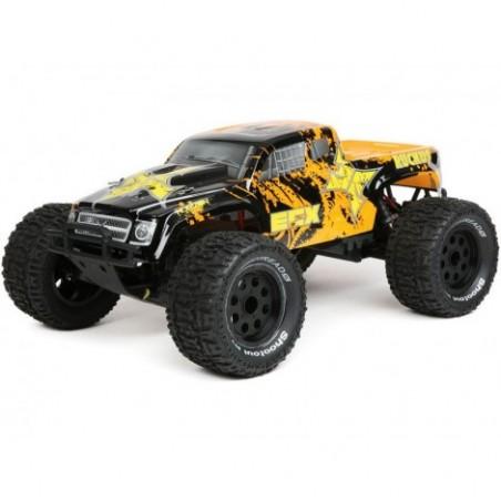Ruckus 2WD Monster Truck BD RTR (Must/Oranž)