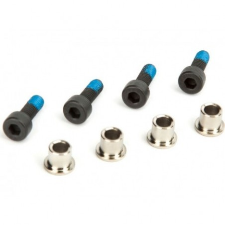 King Pin Bushings/Screws (4)