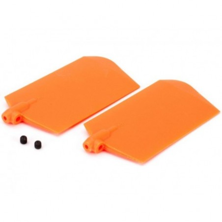 Flybar Paddle Set, Orange:...
