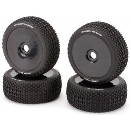 Mounted Wheel/Tire Set (4):...
