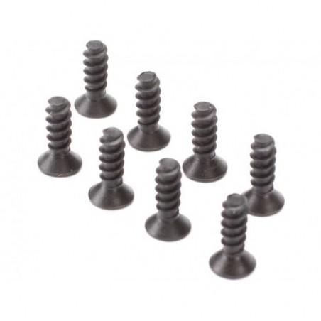 4X12 Tapping Screws (8):...