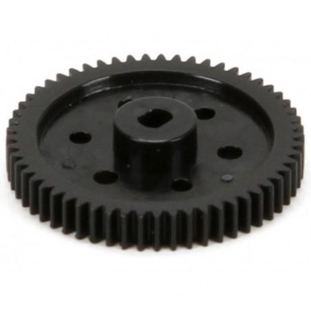 Spur Gear, 57T: 1:24 4WD...