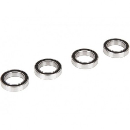 Ball Bearing, 12x18xT4mm, (4)