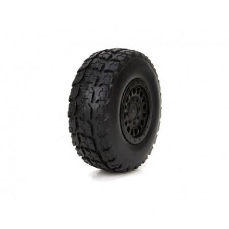 FF/RR Premount Tire: 1/18...