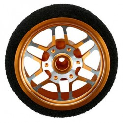 Steering Wheel DX3R (BBS Orange)