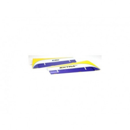 Wing Set with Ailerons:...