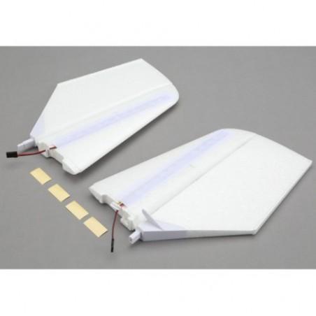 Horizontal Tail w/LED's:...