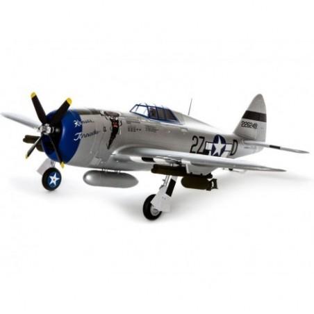 P-47 Razorback 1.2m PNP