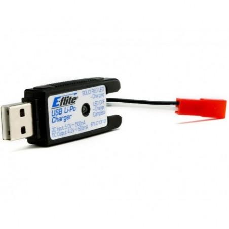 1S USB Li-Po Charger,...
