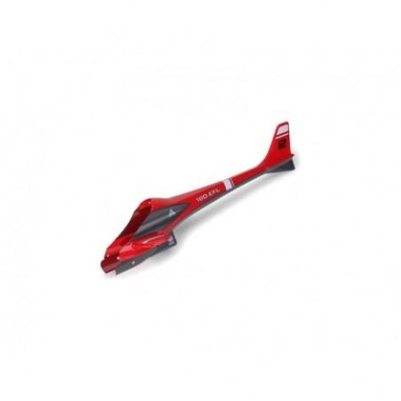 Rear Body, Red:  BCX2/3