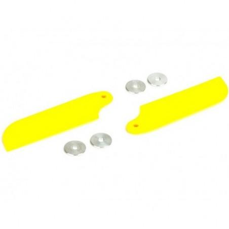 Tail Rotor Blade, Yellow: B500
