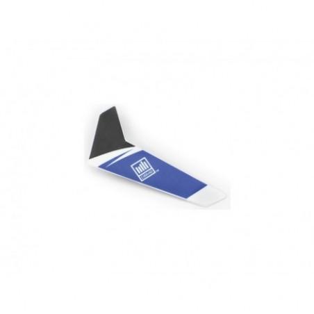 Vertical Fin, Blue: BMSR