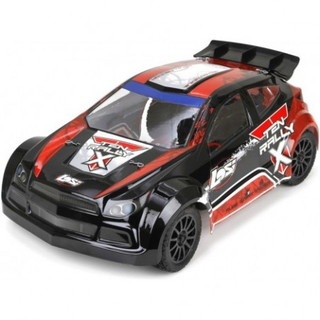 TEN Rally-X 1/10 4WD RTR
