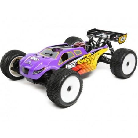 8IGHT-T Nitro RTR: 1/8 4WD...