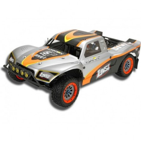5IVE-T RTR, AVC: 1/5th 4WD...