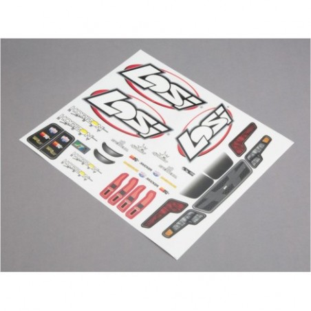 Sticker Sheet: Baja Rey