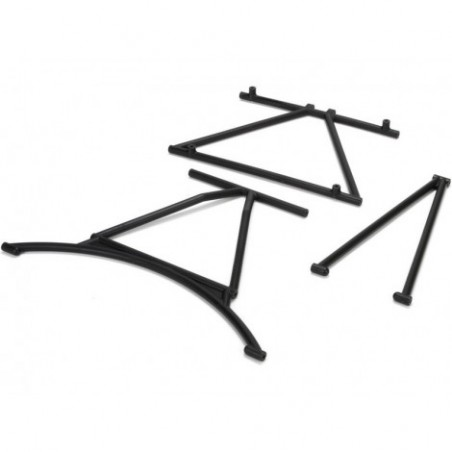 Front & Rear Cage Supports,...