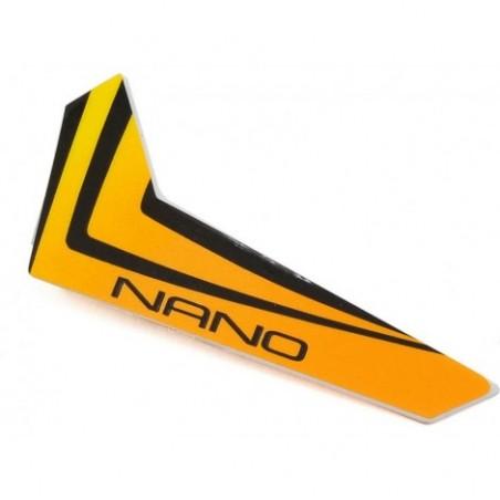 Vertical Tail Fin: Nano CP S