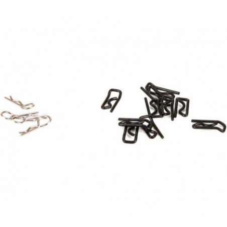 Body Clip, Large (10) &...