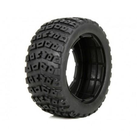 Left & Right Tire (1ea) &...