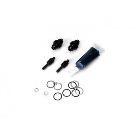 HD Worm Gear Set, 21T (2): CCR, NCR